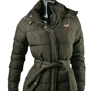 Hollister Grandview Down Filled Coat - Women's